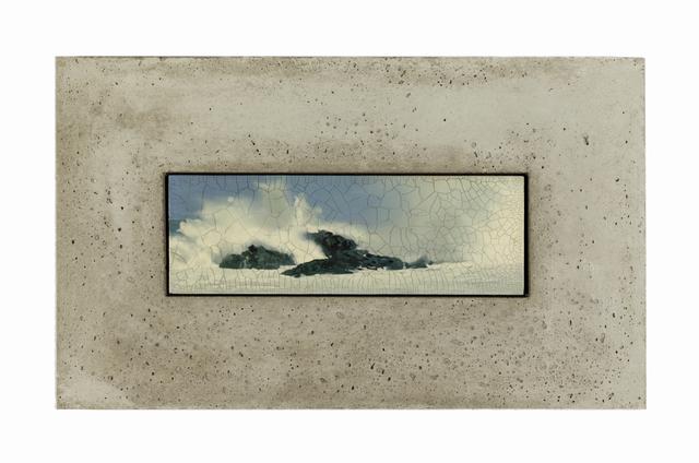 , 'Capture: Wave 01,' 2015, Duran Mashaal