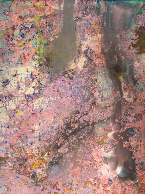 , 'Odysseus's Footfalls,' 1982, Hales Gallery