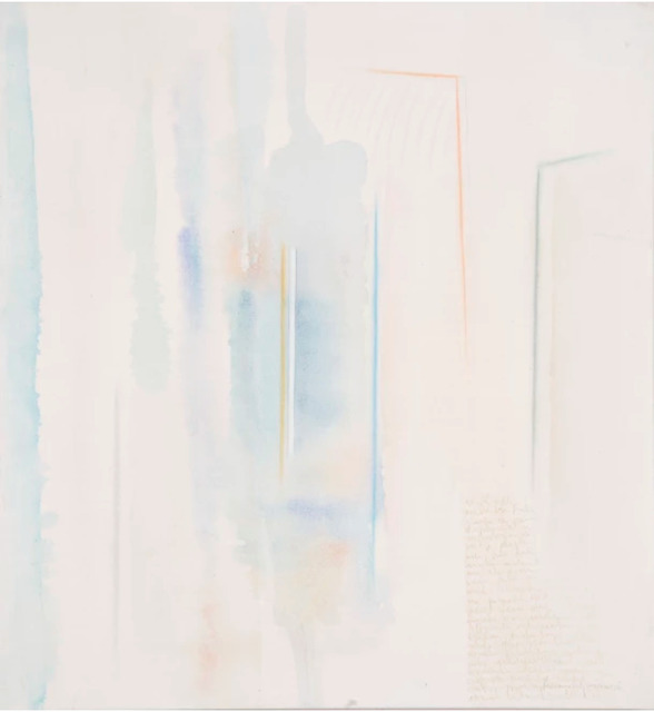 , 'Verticalità,' 2002, rosenfeld porcini