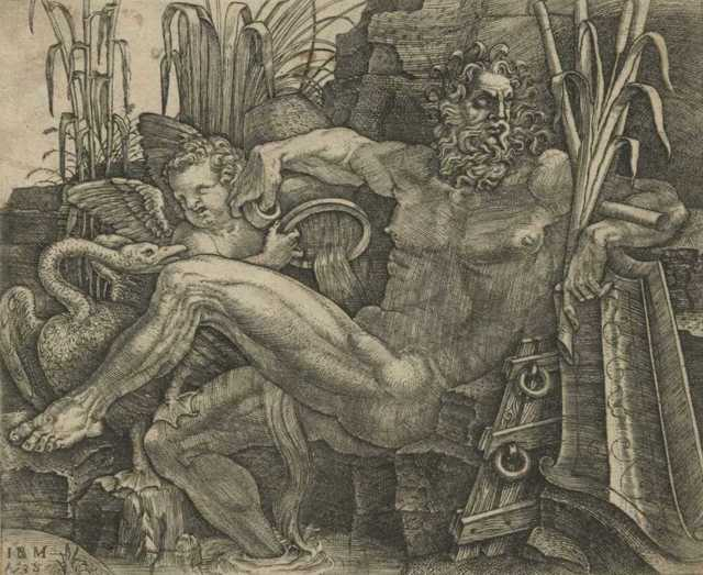 , 'Allegory of the River Po [After Michelangelo],' 1538, Childs Gallery