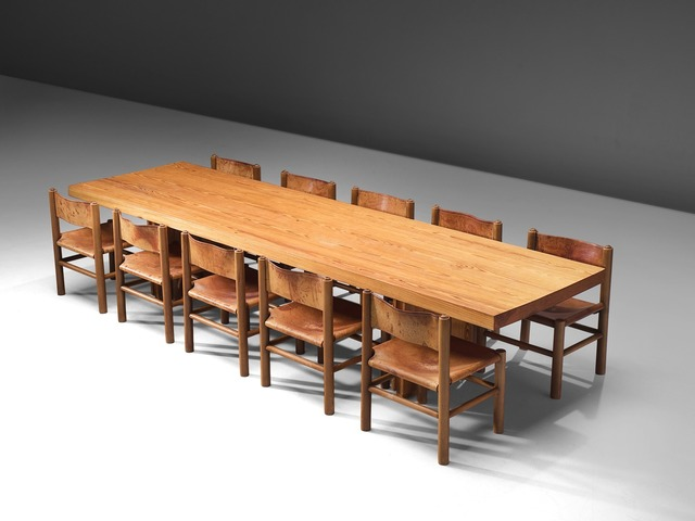 , 'Dining set,' 1960's, MORENTZ