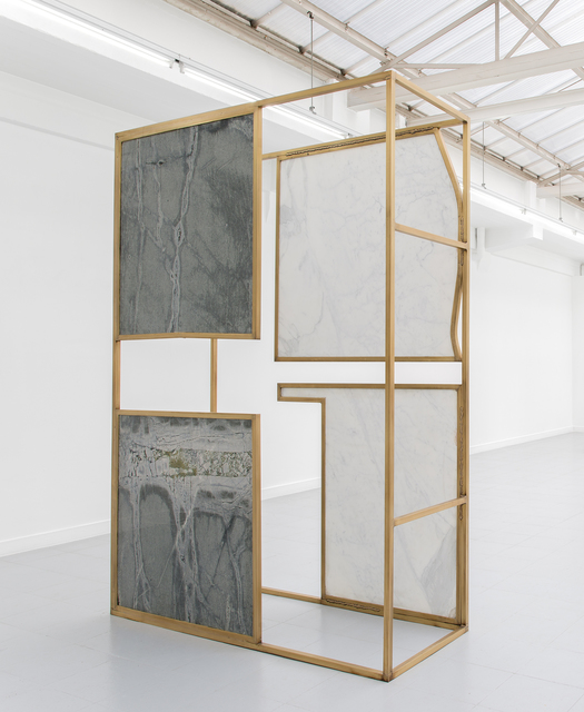 Sam Moyer, 'Buddy (Sanford Remington 1926-2015)', 2015, Rodolphe Janssen