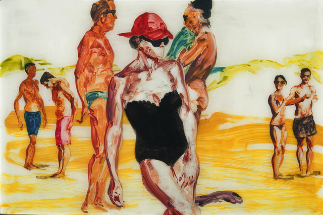 Eric Fischl, 'Untitled,' 2013, KM Fine Arts