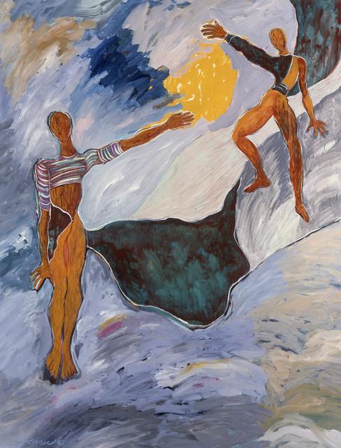 , 'Habitat,' 1987, Susan Eley Fine Art