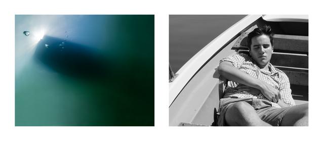 """, 'Exposure #117.01: Starnberger See, 47°54'24.4""""N 11°19'05.7""""E, 06.30.15, 2:33 p.m.,' 2015, Kuckei + Kuckei"""