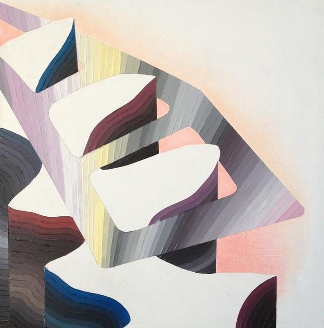 , 'Iridule #4,' 2014, Moskowitz Bayse