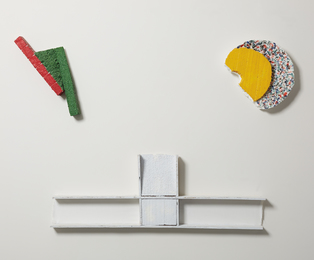 Richard Tuttle, 'Whiteness 7,' 1994-1995, Phillips: New Now (February 2017)