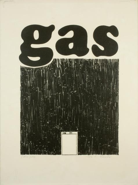 , 'Gas,' 1962, Louisiana Museum of Modern Art
