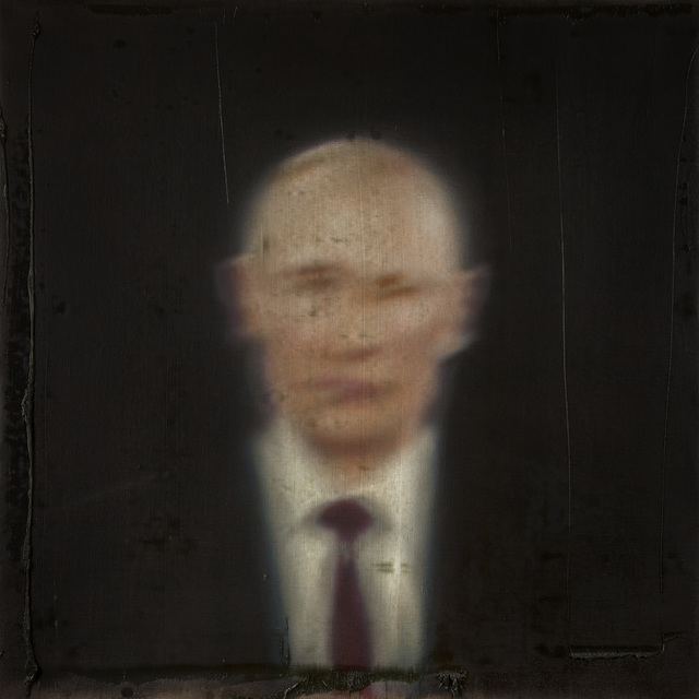 , 'Putin Variations II,' 2014, Flowers