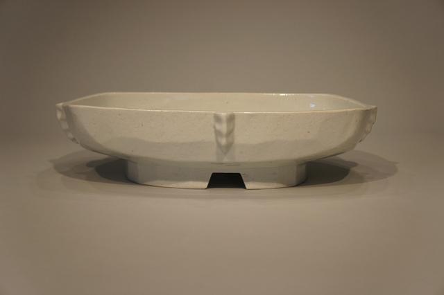 ", 'Rectangular fruit bowl (""Dragon Ear"" fruit bowl) ,' 2014, Christine Park Gallery"