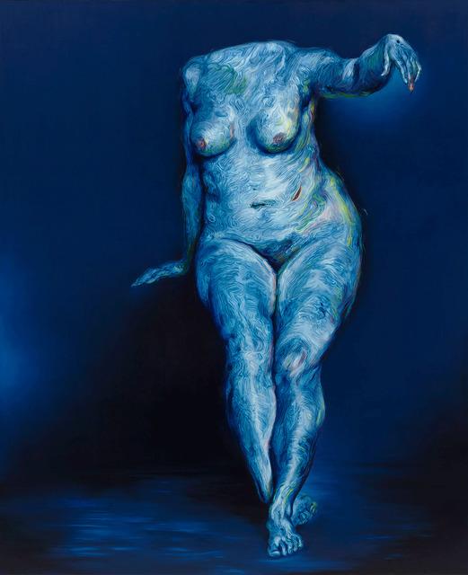 , 'Die Mutter des Künstlers,' 2016, Gagosian