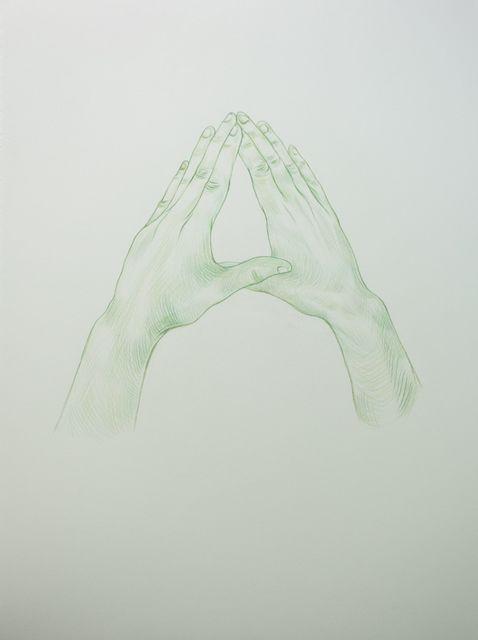 , 'HDWTTTD (A),' 2011, Galerie D'Este