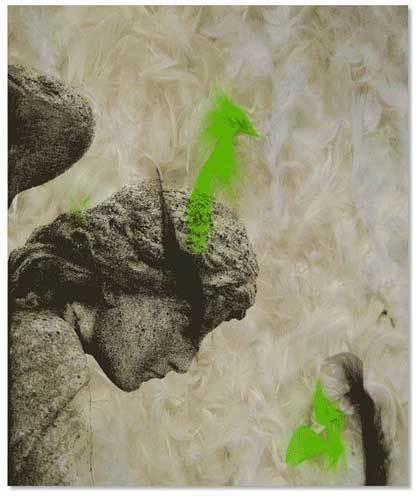 , 'Granit Angel ,' 2009, Eden Fine Art