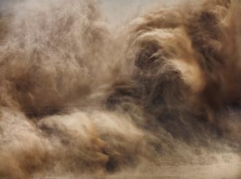 Edward Burtynsky, 'Xiaolangdi Dam #3, Yellow River, Henan Province, China,' 2011, Phillips: Photographs