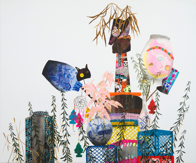 , 'Stacks (Pile),' 2016, Edward Tyler Nahem Fine Art LLC