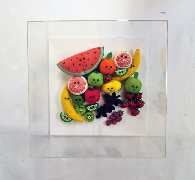 , 'Tutti Frutti,' 2018, Rhodes