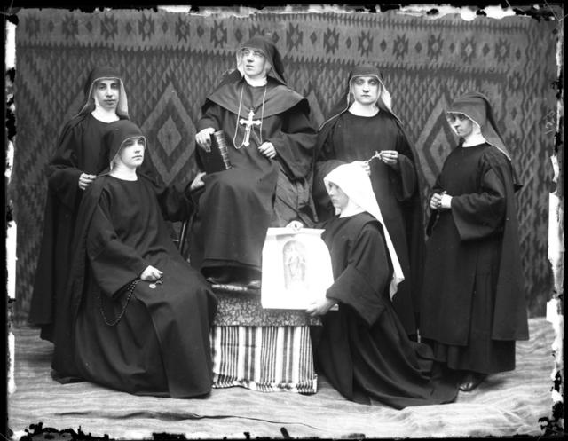, 'Sister Elisabeta,' , Foam Fotografiemuseum Amsterdam