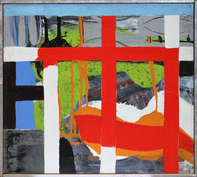 , 'Grid,' 1964, Anita Shapolsky Gallery