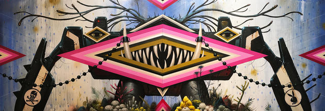 Jeff Soto, 'The Guardian', 2018, Jonathan LeVine Projects