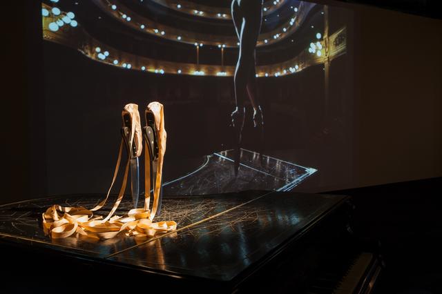 , 'En puntas,' 2013, Mario Mauroner Contemporary Art Salzburg-Vienna