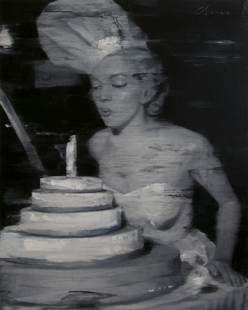 , 'The Cake,' 2018, Gallery 1261