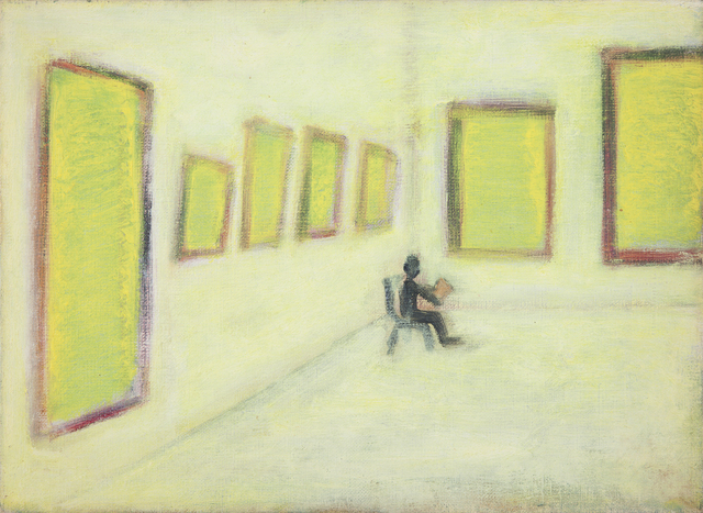 , 'The Creator Displaying the Human Stage,' 1998, Hakgojae Gallery
