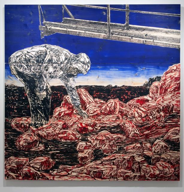 , 'Scaffold,' 2017, Zemack Contemporary Art
