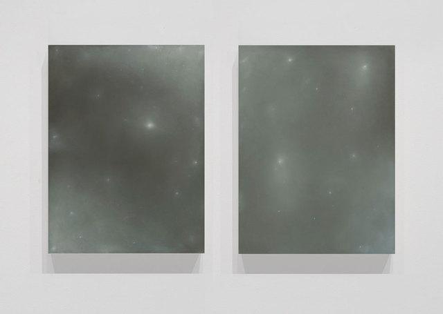 , 'Comfortably Numb (Diptych),' 2013, Nancy Toomey Fine Art