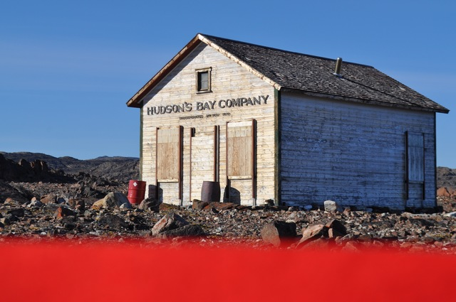 , 'The Dilemma of Development (Hudson's Bay Trading Company Outpost),' 2015, Art Mûr