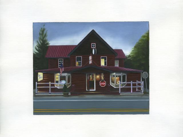 , 'Paper Town 12/40,' 2017, Fridman Gallery