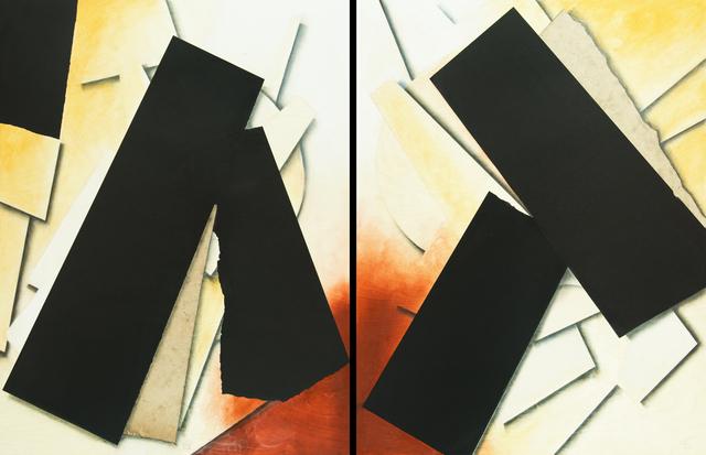 Sophia Vari, 'Forms and Colors 2', 2018, Nohra Haime Gallery