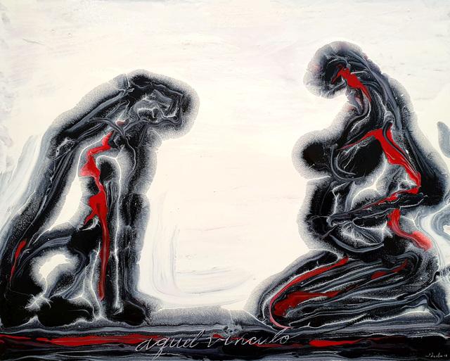 José Bedia, 'Aquel vínculo', 2019, Galería Artizar