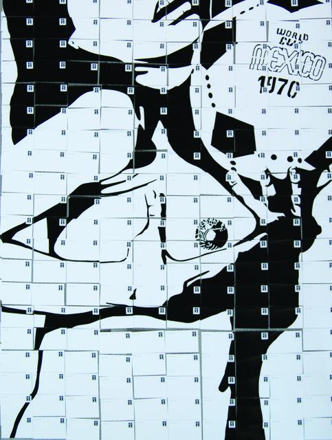 , 'Arryba Y Adelante,' 1970, Baró Galeria