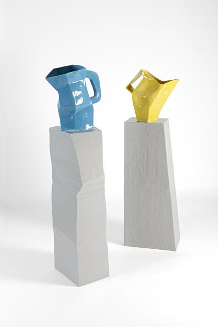 , 'Blue Jug ,' 2012, Murray White Room