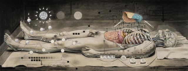 , 'Cluster 1,' , Helikon Gallery & Studios