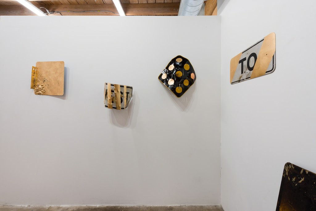 Galt Mikesell 'New Work', installation view, Chimento Contemporary. Photo: Ruben Diaz