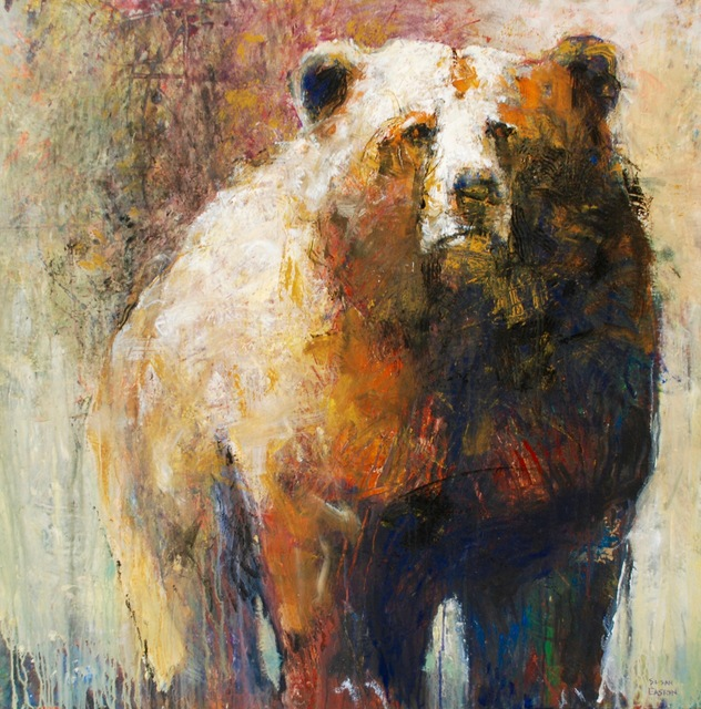 , 'Dark,' , Beverly McNeil Gallery