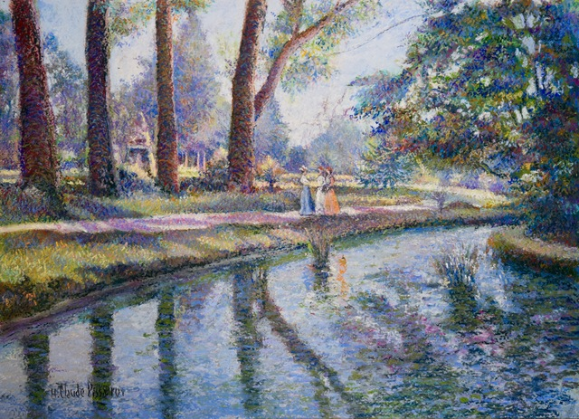 , 'Le Jardin du Thabor (Rennes),' , Russell Collection