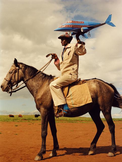, 'African Express,' 2000, Kahmann Gallery