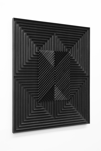 , 'A Grid with Purpose,' 2017, Galerie Ron Mandos