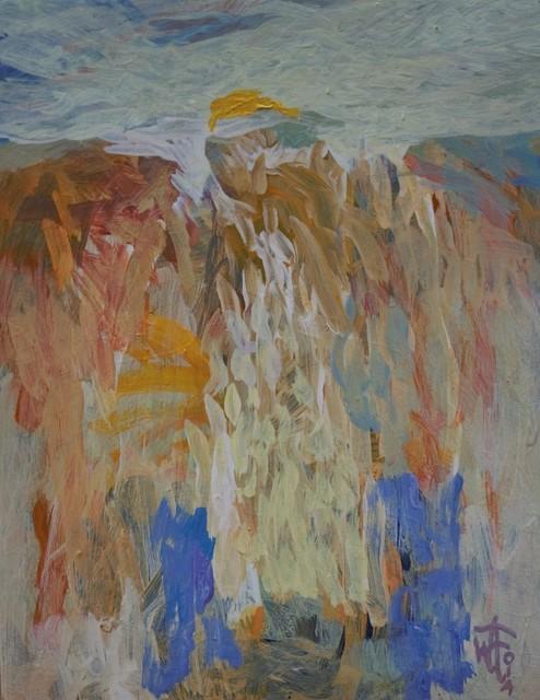 Walter Raymond Frederick, 'Angel I', 2014, Cerón-Cañas Fine Arts