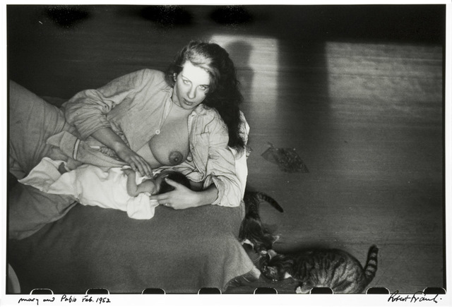 , 'Mary and Pablo,' February-1952, Robert Mann Gallery