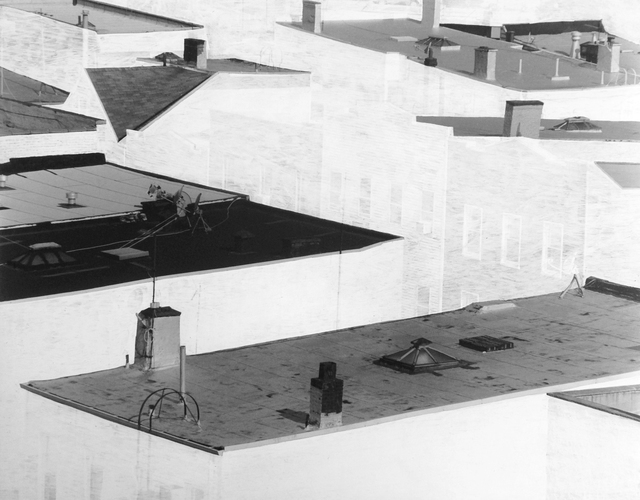 , 'Untitled (rooftops #23),' 2014, Muriel Guépin Gallery