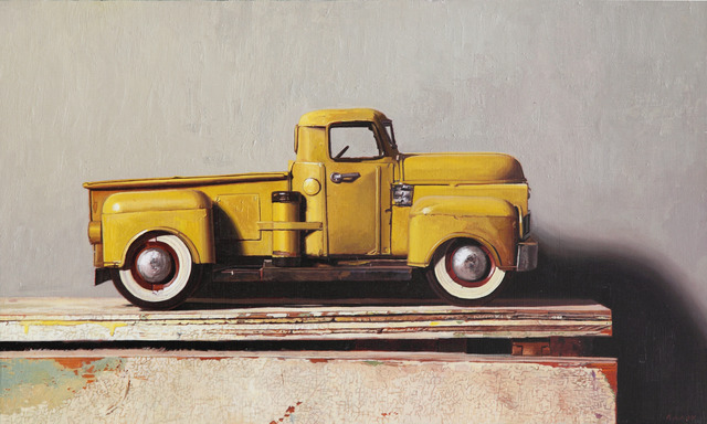 Greg Gandy, 'Yellow Toy Truck', 2013, Gallery 1261