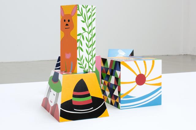 , 'Untitled / Prismas (I),' 1968-2013, Barbara Thumm