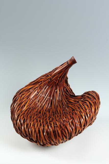 , 'Bamboo Sculpture (T-3718),' Heisei era (1989-present), Erik Thomsen