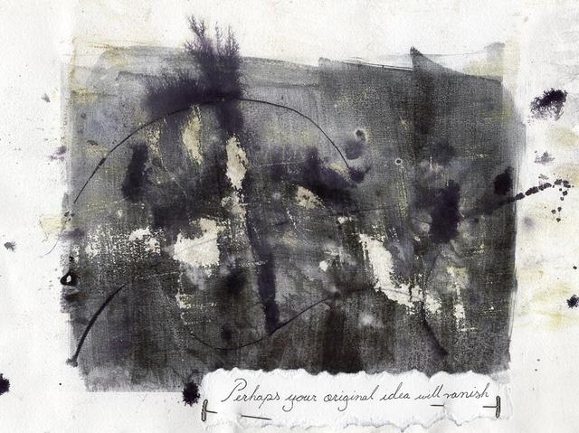 , 'Perhaps your original idea will vanish,' 2019, 440 Gallery