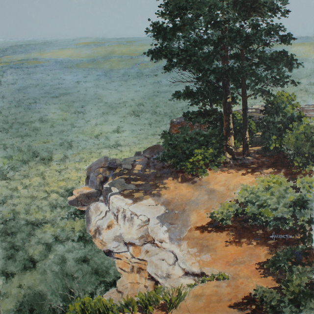 , 'View from Petit Jean #2,' 2015, Greg Thompson Fine Art
