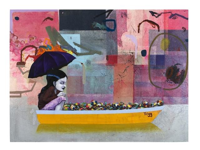 , 'Navegando com meus seres,' , Galeria Movimento