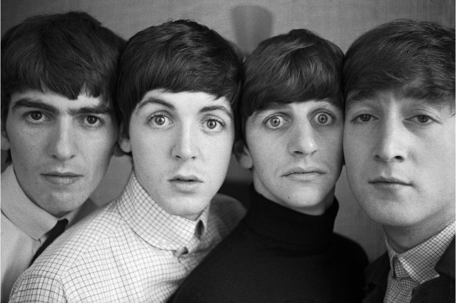 Norman Parkinson, 'The Beatles, Russel Square 1963', 1963, Mouche Gallery